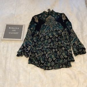 Free People Lady Luck Tunic